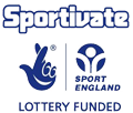Sportivat Sport England Lottery Funded