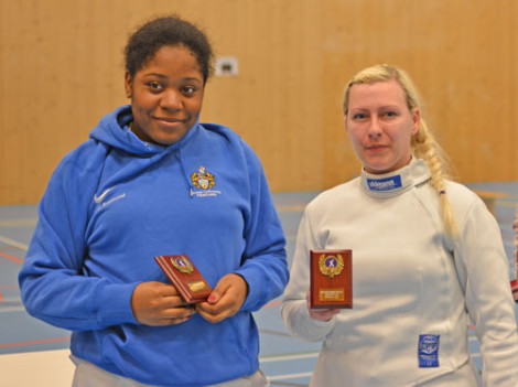Danielle Clahor- Raymond and Anne Shuttleworth 3rd Place